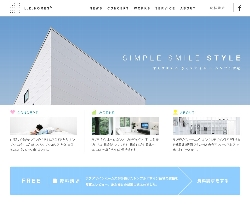 L.D.HOMES(LDホームズ)のサイト画像