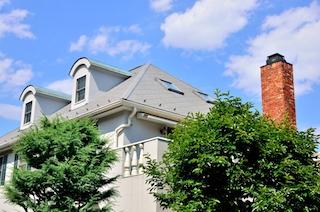 西洋風住宅のイメージ