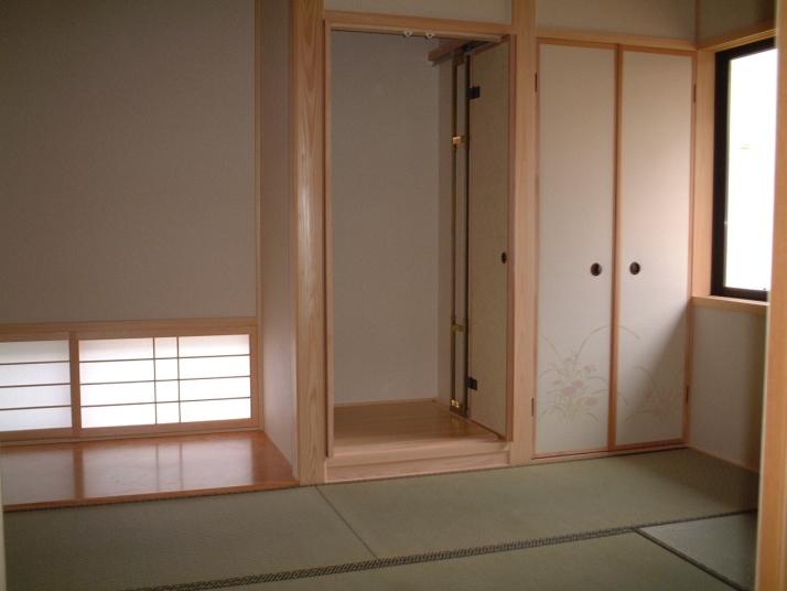 国松工務店の内装4